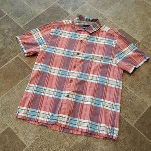Tommy Bahama men's size M button down shirt